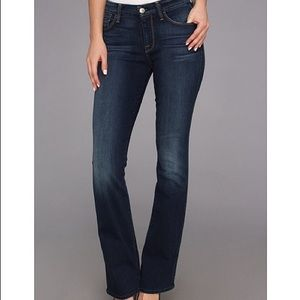 7 for all Mankind Skinny Bootcut NWT SZ 29